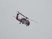 Coast Gaurd Chopper 4-14-12 340pm Universal Orlando b
