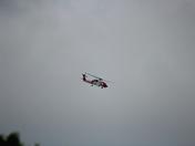 Coast Gaurd Chopper 4-14-12 340pm Universal Orlando c