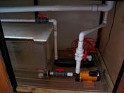 60 gallon sump filter 5-5-12 1
