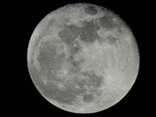 Moon in HD (550 frames) 5-6-12 10pm Universal Orlando