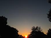 5-26-12 656pm Sunset Universal Orlando