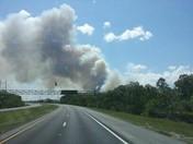 wild fire 5/25/2012