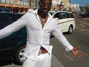 "Rodrick Burke, Fashion Designer, now a ""Floridian"""