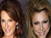 The Hon, Jill Egizii & the Hon. Judge Michele Lowrance