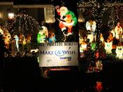 Gacesa Family Christmas Light Display