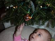 Michaela's First Christmas
