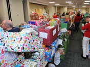 St. Joseph Healthcare Employees to Brighten the Christmas Holiday for 73 greater