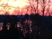 Dec 20 Sunrise On Lake Keowee