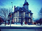 Saugus Town Hall Christmas