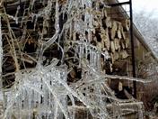 Kingfisher Oklahoma ice storm