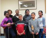St. Mark AME Music Scholarship Recipients