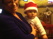 chace with Grammy