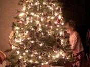 redecorating the tree