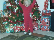 can't wait for santa