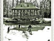 Hockey on Jackson's Park Pond
