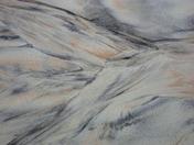 BEACH ART: sand painting