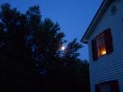 Full Moon over Poplarville