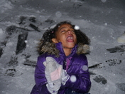 Ava is starving for snow...