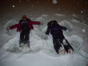 Snow Angels...