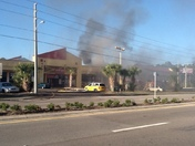Polynesian isle blvd fire 4pm