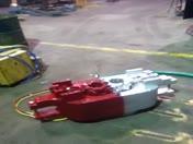 Bilco tools inc 250 ton dual tool elevator