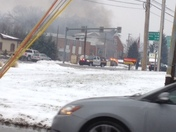 Car fire Trindle Rd Mechanicsburg