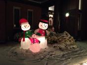 let it snow, let it snow