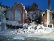 after methodist church fire