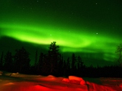 Night Lights of Yellowknife