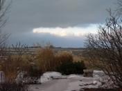 Weird Cloud Formation