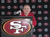 Tyler meets the 49ers