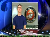 Marine Corps Lance Cpl. Eric Barnes