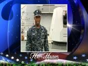 Navy Petty Officer 3rd Class Roddrick Brisson