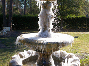 Winter land Fountain