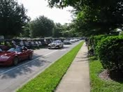 Fourth Of July Parade At Del Webb By Spruce Creek In Summerfield,Florida
