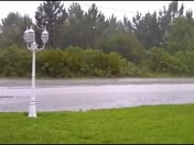 Palm Coast Rain 5-18-09