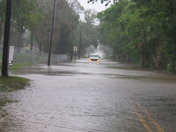 Holly Hill Flood Water