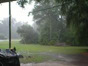 Heavy Evening Rain 6-16-09