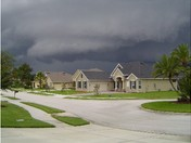 Storms in DeBary!