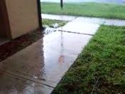 June 16 2010 hail Kissimmee