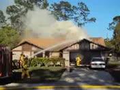 House fire in Deltona,FL 32738