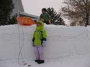 Northern Iowa Snow