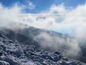 Mt Lafayette Summit 5260'