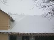 first snow storm 2009