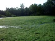 Woodland Lake Flooding
