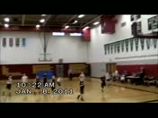 5th grader half court shot