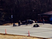 KCMO Police at Truman Road and Blue Ridge - 2 people critically injured