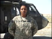Army Sgt. Melissa Coles