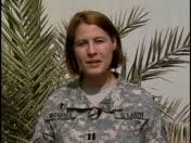 Army Capt. Patricia Nichols