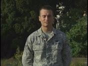 Air Force Airman 1st Class William Novak